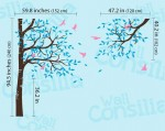 Birch-tree-wall-decal-set